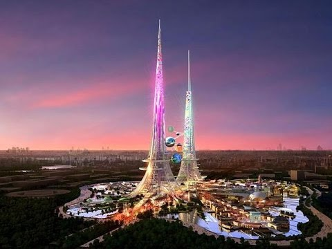 China to Build World's Next Tallest Building - Phoenix Towers