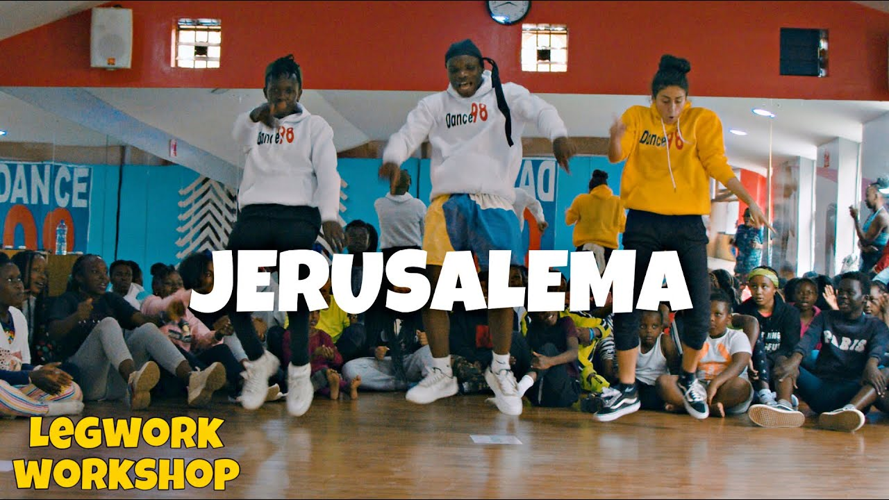 JERUSALEMA DANCE CHOREOGRAPHY - Master KG ft Nomcebo | Dance98 | @tileh_pacbro