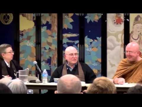 Ajahn Brahm: Wisdom Pub. Panel Discussion: Mindfulnes: Berkeley California 2015 Feb 20