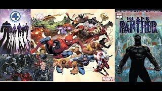 Nuevos Lanzamientos Marvel Comics Mexico