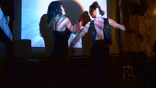 Tree of Life 11 - Piano / Dance / Visuals Improv Collab (Synaesthetic Web, Berlin, 28 Nov 2019)