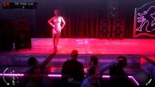 Strip Club Or Wax Museum? This May Be The Weirdest Game Physics You've Ever Seen (NSFW)