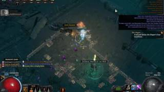 bhc level 92 poe death