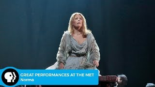 GREAT PERFORMANCES AT THE MET | Official Trailer: Norma | PBS