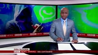 Mtawala TV waungana na BBC SWAHILI kuhusu Taarifa nzima juu ya kinachoendelea WhatsApp