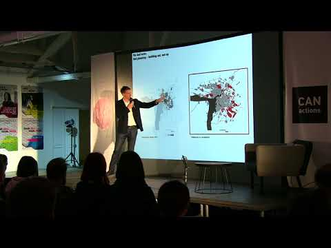 Markus Appenzeller at CANactions International Architecture Festival 2018