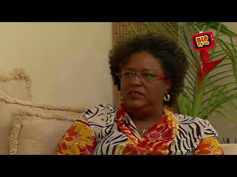 Interview with Mia Amor Mottley (Highlights) #11