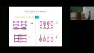 Deconfined quantum critical points: symmetries and dualities by Senthil Todadri
