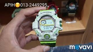 Gambar cover Jam G-SHOCK RANGEMAN GW-9404KJ-3JR Limited Edition LOVE THE SEA LOVE THE EARTH