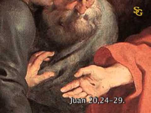 Resultado de imagen de Jn 20,24-29