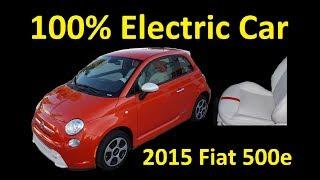 Chrysler to make Fiat 500 EV for US Videos