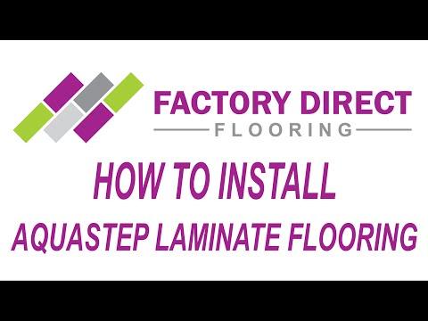 how-to-install-aquastep-laminate-flooring