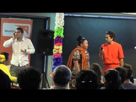 Sai E - Tongan Comedy Group.