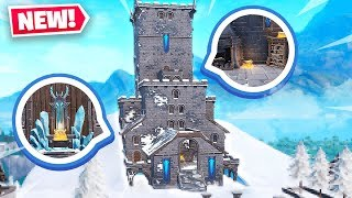 NEW SECRET MAP CHANGES YOU DONT KNOW ABOUT in Fortnite Battle Royale!