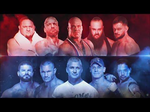 Survivor Series 2017 opening