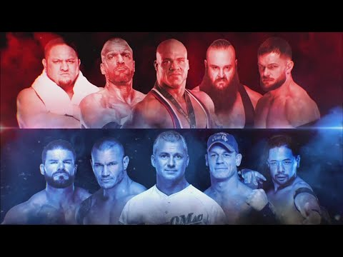 Survivor Series 2017 opening thumbnail