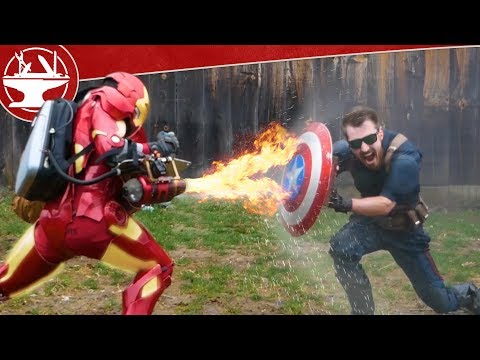 jet-engine-vs-captain-america-shield-(make-it-break)