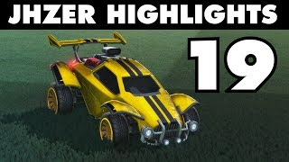 JHZER Highlights Montage 19 | Rocket League Competitive