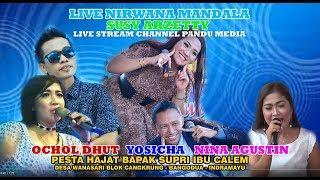 Download Video LIVE STREAMING NIRWANA MANDALA SUSY ARZETTY SHOW WANASARI BLOK CANGKRUNG EDISI SIANG MP3 3GP MP4