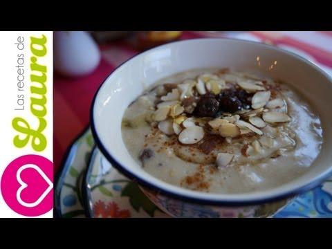 Como preparar avena  ♥  Desayuno Saludable