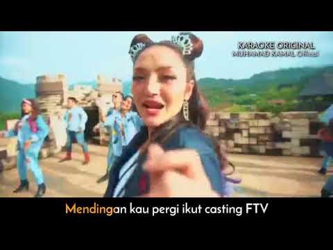 Siti Badriah Feat Rph - Sandiwaramu Luar Biasa (Karaoke Original)