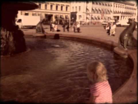 Vintage Helsinki In Summer Time