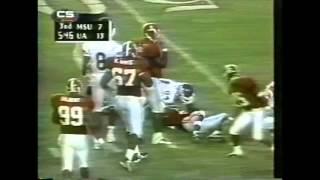 1999 #8 Mississippi State vs. #11 Alabama Highlights