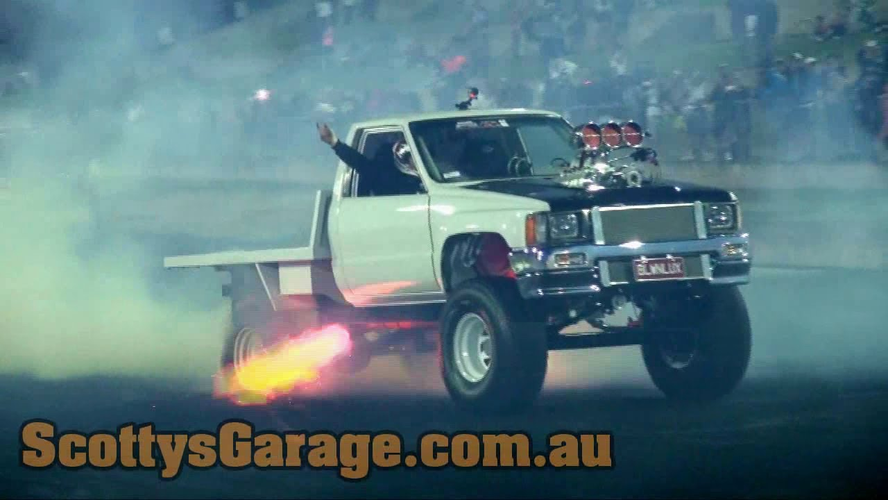 Blwnlux World S Toughest Hilux Youtube