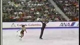 Sale and Pelletier SP at 2001 Worlds
