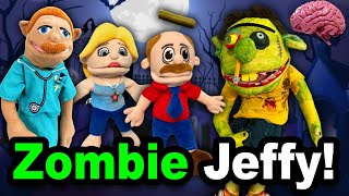 SML Movie: Zombie Jeffy!