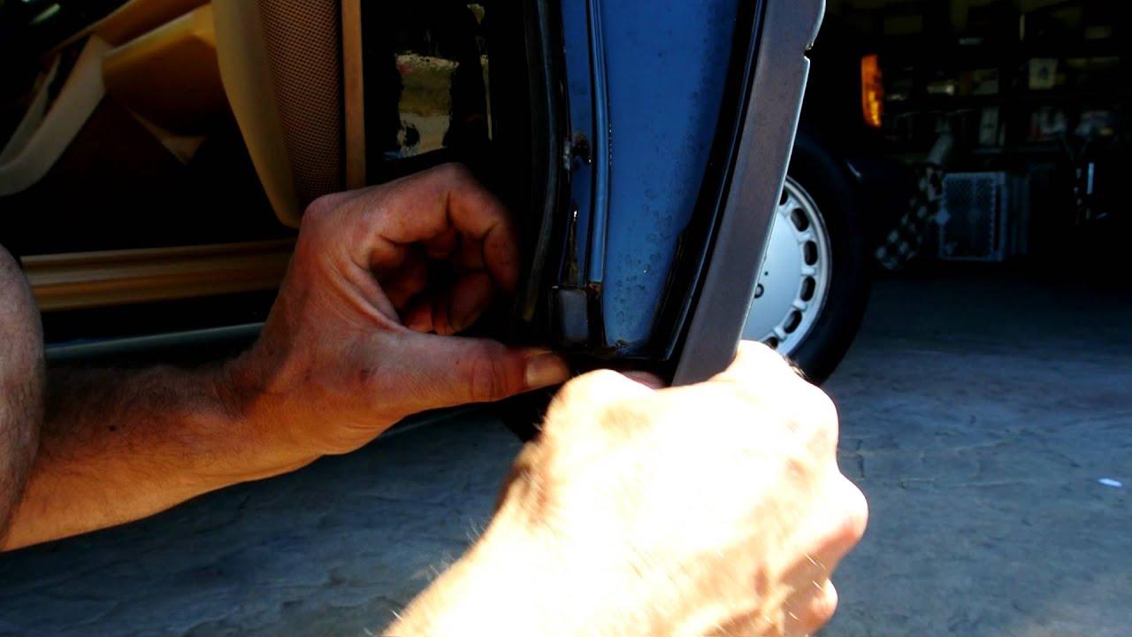 Mercedes Benz W126 Quick Fix Trim Cladding Molding