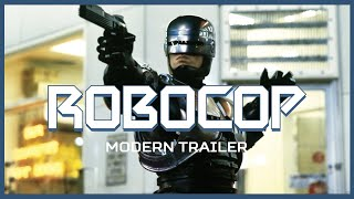 Robocop 1987 Epic Trailer