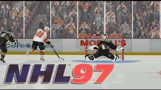 NHL 2004 Rebuilt  - 1996-1997 Mod Gameplay