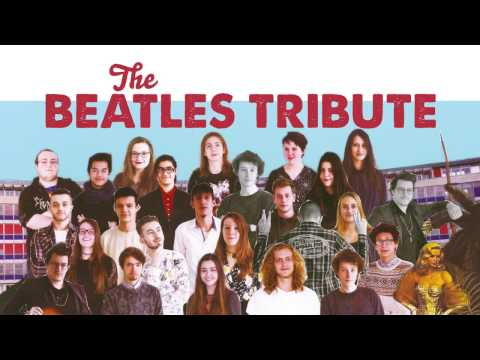 BEATLES TRIBUTE - Lucy in the Sky With Diamonds - Sgt Pepper 50TH ANNIVERSARY