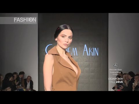 CIGDEM AKIN Full Show Istanbul Fashion Week Fall 2015 by Fashion Channel