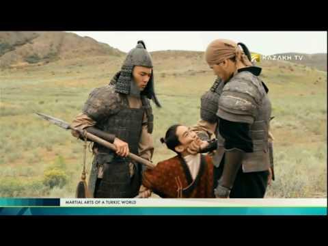 Martial Arts of a Turkic world №15 (17.08.2017) - Kazakh TV