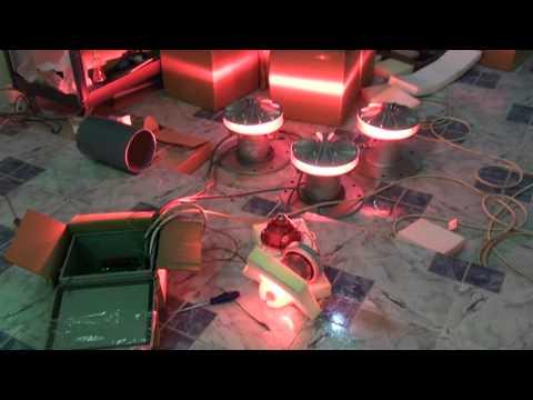 beacon led light  in k-29 radio station-jeddah