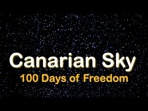 Canarian Sky seen from my Balcony on El Hierro - Time Lapse - GoPro 4 & Fuji X-T1 - 1080p