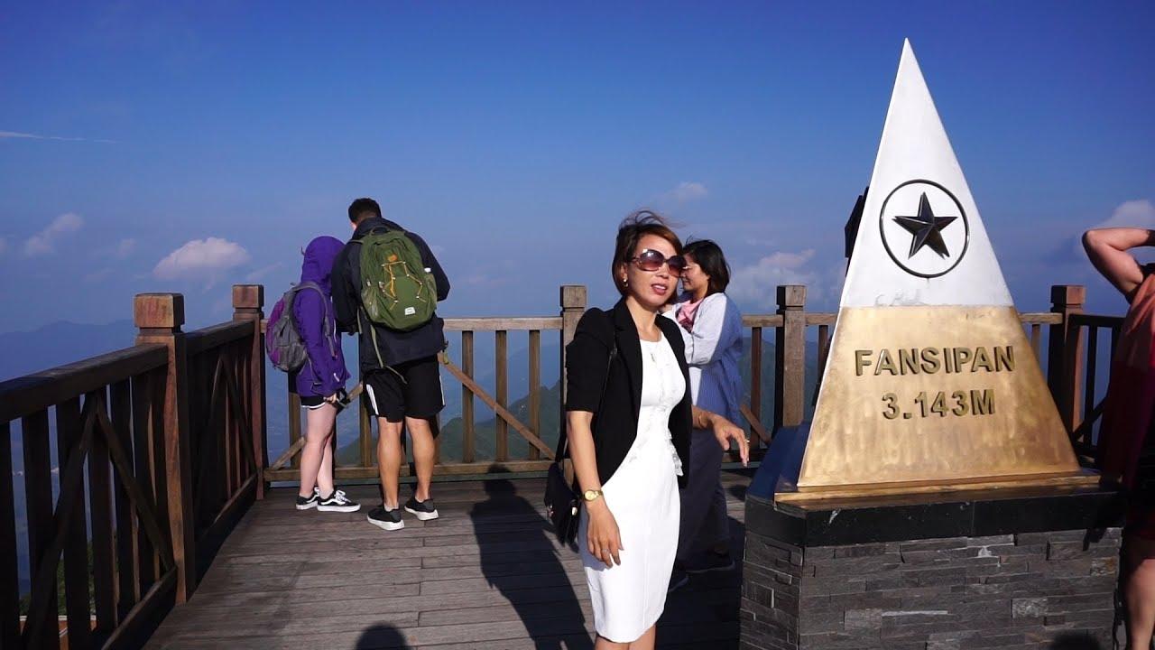 Đi Cáp Treo Khám Phá Đỉnh Fansipan |  du lịch sapa | ĐÔNG BẮC QUÊ TÔI