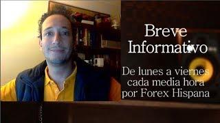 Breve Informativo - Noticias Forex del 16 de Enero 2018