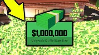 MONEY GLITCH IN JAILBREAK FOUND! (Roblox)