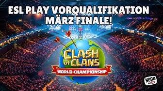 ESL Quali für die COC WM 2020 | Clash of Clans Live [Finaler Tag]