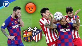 La presse catalane crie au scandale après la défaite du Barça | Revue de presse