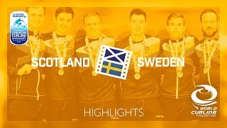 HIGHLIGHTS: Scotland v Sweden - Men