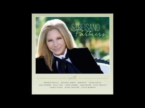 Barbra Streisand Love Me Tender duet with Elvis Presley