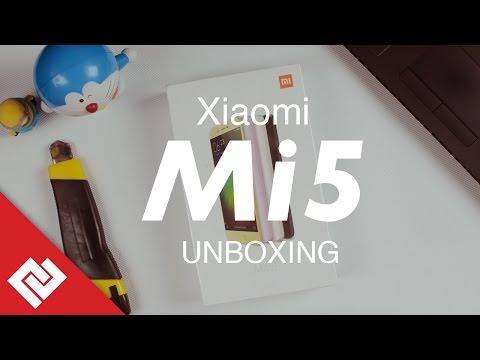 Xiaomi Mi 5 (Black Color) Unboxing and Close Look