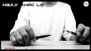 Ngày Khác Lạ - Đen ft. Giang Pham, Triple-D   Pen Tapping  「MV Cover HD」