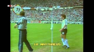 WK 1982: Het bedrog van Gijón   WK Voetbal 2014