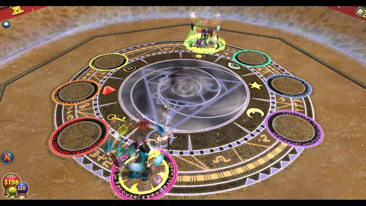 Repeat Wizard101-1v1 Ice Fight 63 VS 90 by TheGamersOfficial