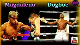 Jessie Magdaleno vs Isaac Dogboe